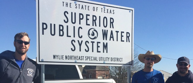 Superior Public Water System